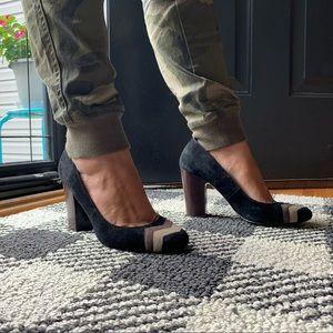 Chunky / Block Heel Shoes